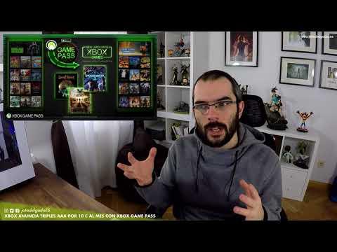 XBOX ANUNCIA TRIPLES AAA POR 10 € AL MES CON XBOX GAME PASS | Jota Delgado