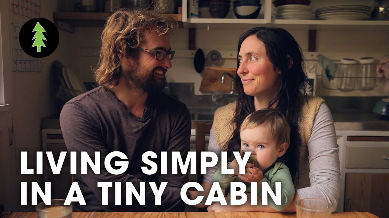 Living Simply in an Off-Grid Tiny House