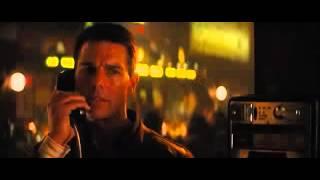 Jack Reacher Phone Scene