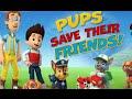 Patrulla Canina, Los Cachorros Salvan a sus Amigos, Juegos de Patrulla de Cachorros en Español