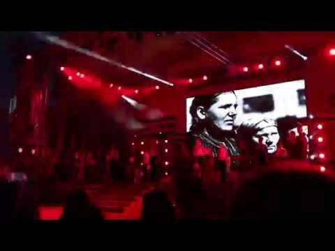 Концерт ансамбля песни и пляски Южного военного округа 9 мая 2019 Анапа