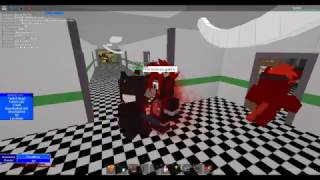 Roblox - The Yiffening  (FNAF RP)