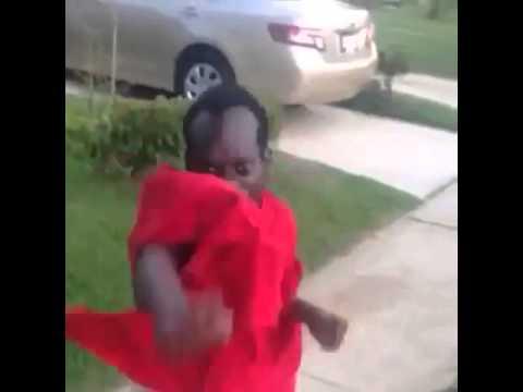 Swinging with black man something is