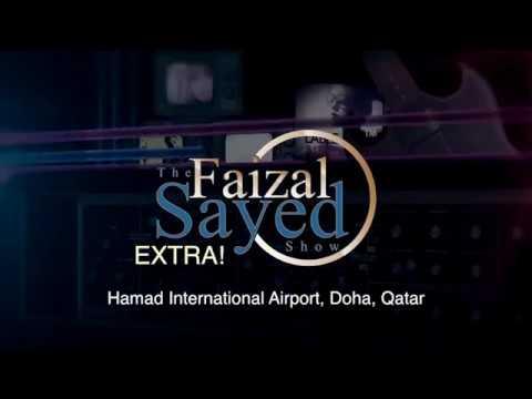 Doha Airport, Arab Toilets and Zuma | The Faizal Sayed Show Extra