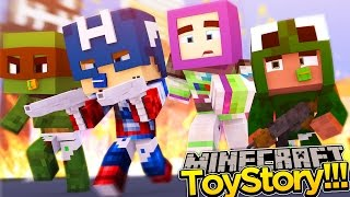 Minecraft Adventure - BABIES IN TOY STORY!!
