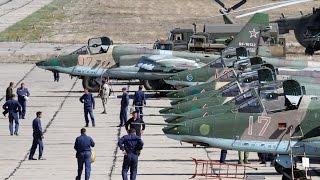 Штурмовая авиация Су-25(Штурмовая авиация — один из родов фронтовой авиации военно-воздушных сил государства, предназначенный..., 2016-09-10T17:30:45.000Z)