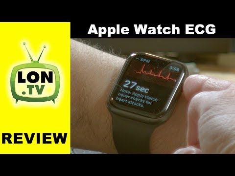 Apple Watch ECG Review : How to measure your heart rhythm with Series 4 Watch