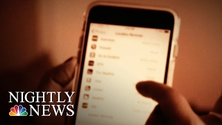 How Smartphones Are Tracking Your Every Move | NBC Nightly News