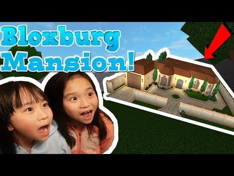 Roblox: Welcome to Bloxburg (Beta) 🏘 / We Buy the Bloxington Mansion for $200,000! / Episode #2