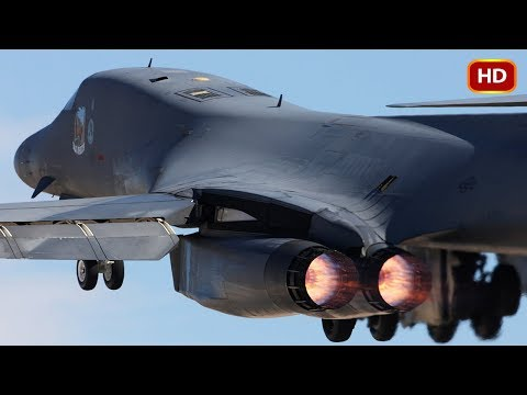 Thumbnail: The Most Powerful US B-1 Lancer Shows Its Crazy Ability