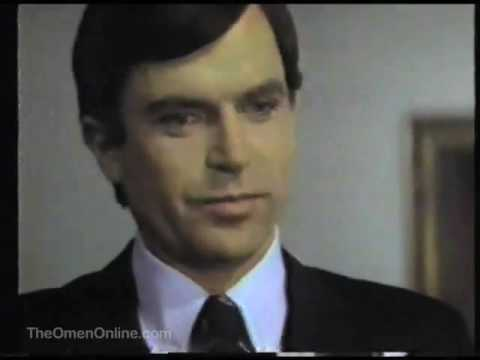 Omen 3 the final conflict tv commercial 1981 youtube for Sign of portent 3