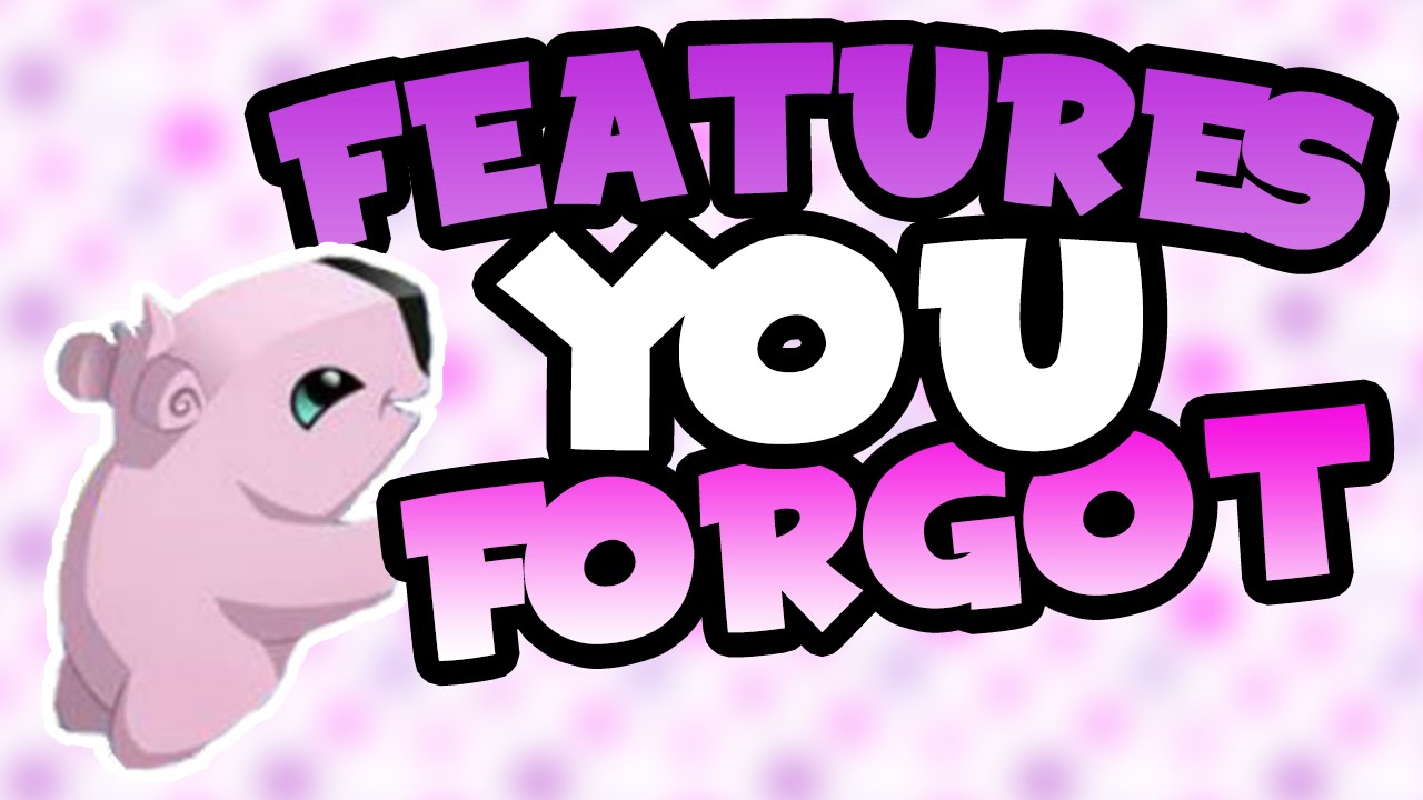7 things you forgot existed in animal jam youtube