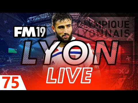 Football Manager 2019   Lyon Live #75: SELLING FEKIR?! #FM19