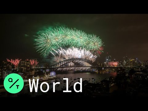 Australia Welcomed 2020 with an Impressive New Years Display at the Sydney Harbour