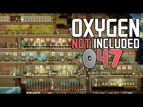 ONI 🚫 ► [047] Knapp an Seeds ► Let's Play Oxygen Not Included