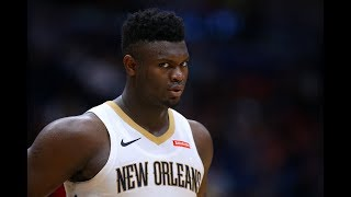 Zion Williamson's Top 10 Preseason Buckets | B/R Countdown