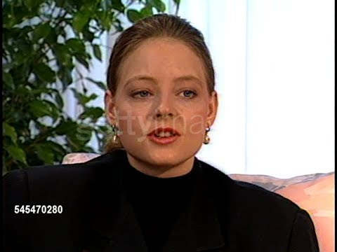 jodie foster on the accused  jodie foster on the accused 1988
