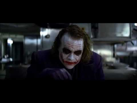 The Dark Knight - Le Chevalier noir Le Joker et La Mafia