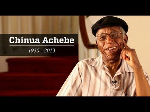 Chinua Achebe: 1930-2013