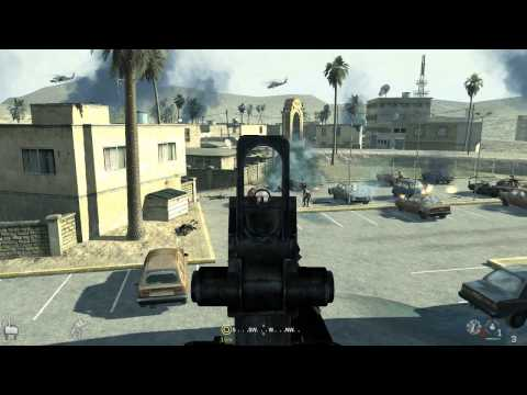 PC Longplay [367] Call of Duty 4 Modern Warfare (part 1 of 2)