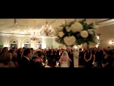 New York Botanical Garden Wedding: Modern Wedding Photography & Cinematography