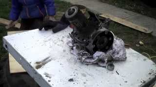 Refrigerant Compressor Autopsy  #3