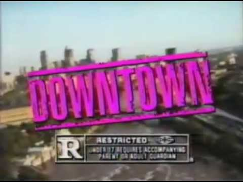 "1990 ""Downtown"" TV commercial"