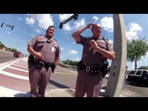 Florida Highway Patrol Questions Man's Sanity for Photographing Police