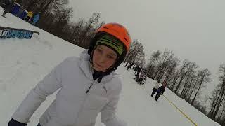 Live обучение сноуборду и горным лыжам в Казани XFREEDOM______YDXJ1130