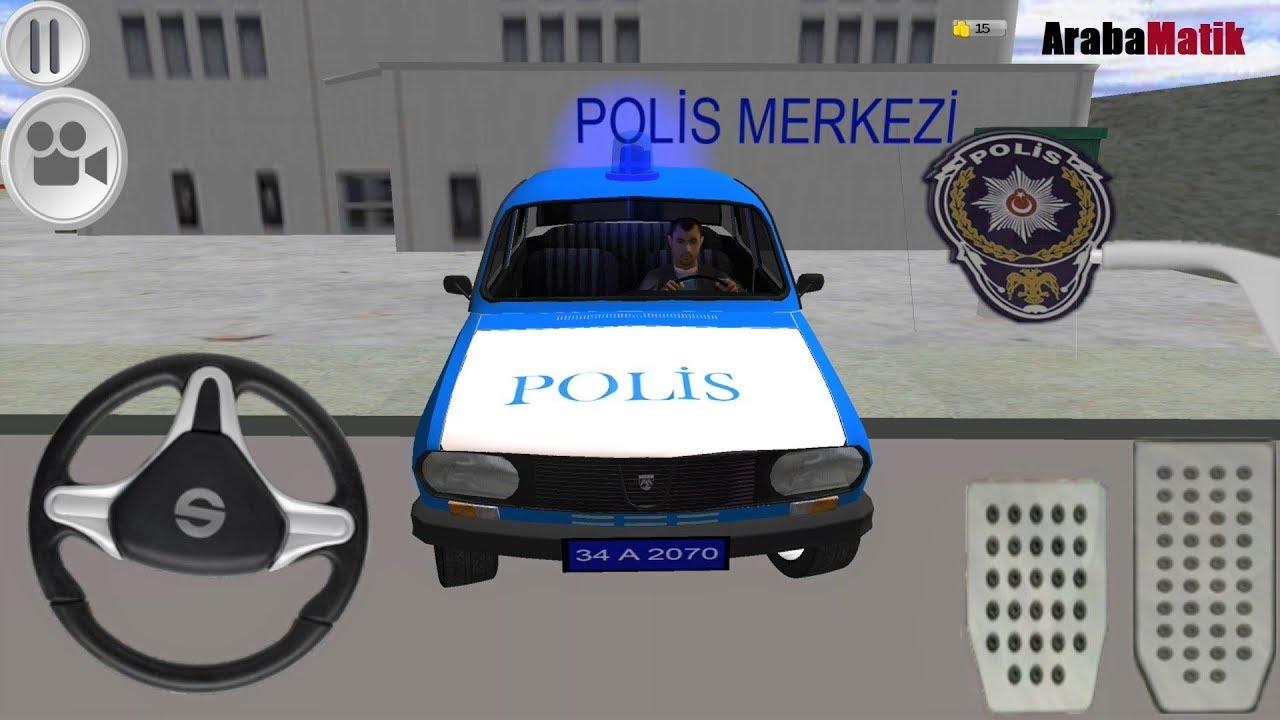 Toros Polis Arabasi Oyunu Polis Oyunlari Turkce Izle Araba
