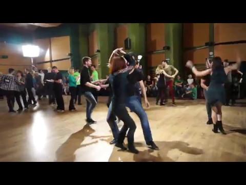 Kiwi Fest 2017 Open strictly Prelims Sergey&Alesya Blues