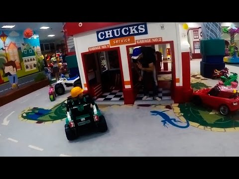 Baby Park Запорожье VLOG Ездим на авто, играем в доктора, air hockey challenge, little masterpiece