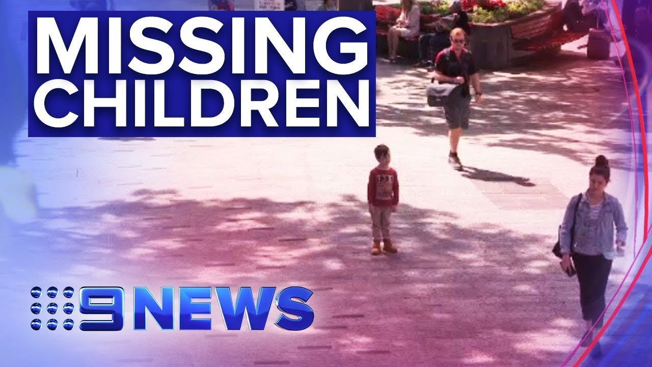 WATCH] Only SEVEN adults stop to help a six-year-old boy at