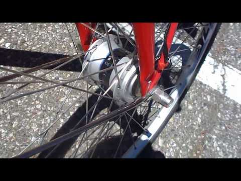 Dynamo Hub for a Google Bike