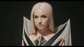 Poppy (Feat. Diplo) - Time Is Up (Official Instrumental)