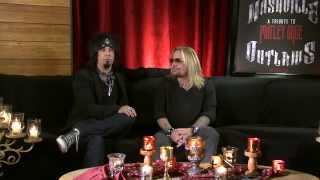"Mötley Crüe On Cassadee Pope's ""Animal In Me"""