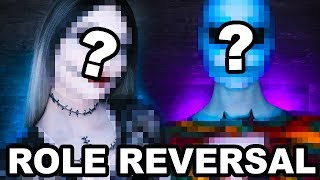 What if JACK were SALLY and SALLY were JACK? | Nightmare Before Christmas