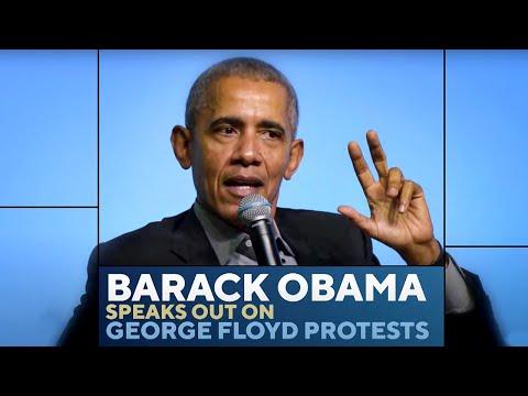 Barack Obama Speaks Out On George Floyd Protests
