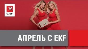 Календарь EKF Апрель-2020