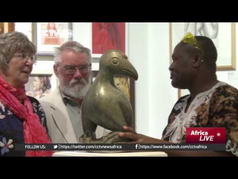 Zimbabwean artists' collection showcased in the UK