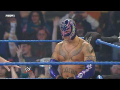 WWE SmackDown 1/29/10 - Part 8/9 (HQ)