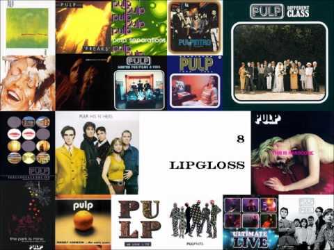 Top 15 Songs - Pulp