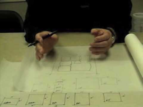 How to Draw a Floor Plan, Part 2  Creating a Bubble Diagram  YouTube