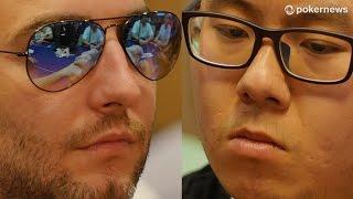 Danny Tang Explains Peculiar Hand Against Chance Kornuth