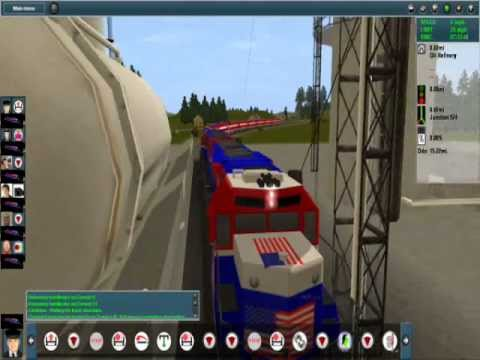 Delivering Crude Oil - Serenity Valley Part 4