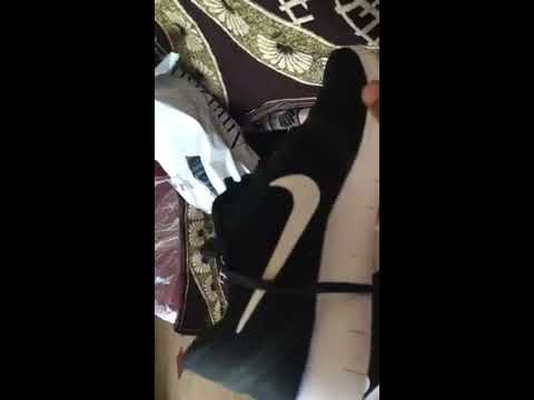 Unboxing Video - Nike Men's Free Rn Dark Grey and White Running Shoes