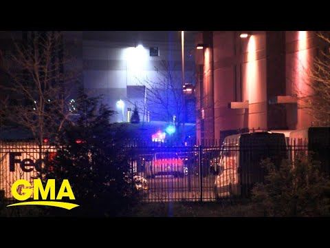 At least 8 dead, several wounded in Indianapolis FedEx shooting l GMA