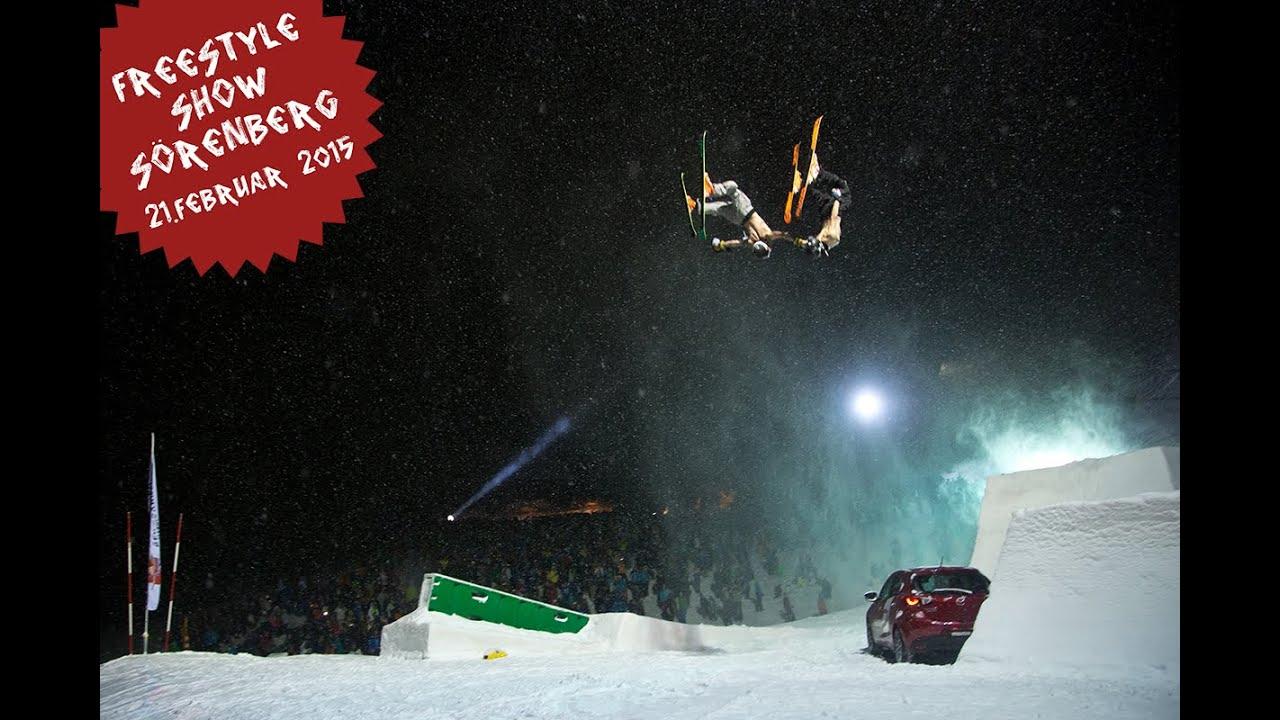 Freestyleshow Sörenberg 2015