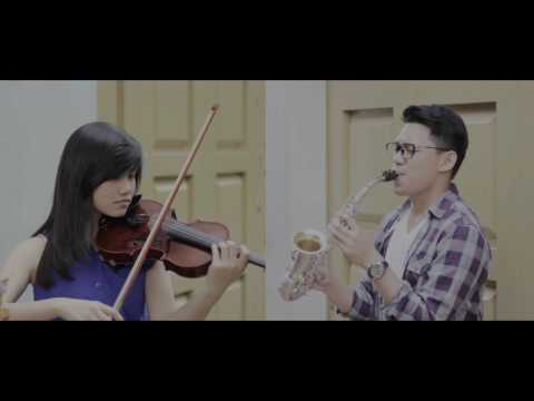 Charlie Puth/Selena Gomez - We Don't Talk Anymore ( SAX & VIOLIN COVER )