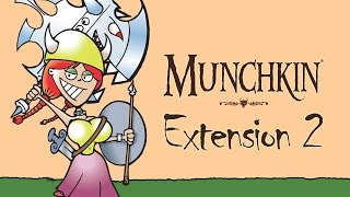 MUNCHKIN 2 - Big Fun #15